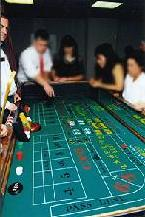 casino parties casino rentals craps tables roulette tables poker tables blackjack tables los angeles casino parties in la